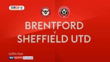 Brentford 1-1 Sheffield Utd
