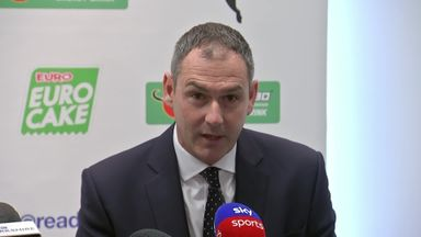 Clement confident of Reading safety