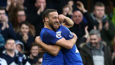 Everton's 22 goals against ATV Irdning