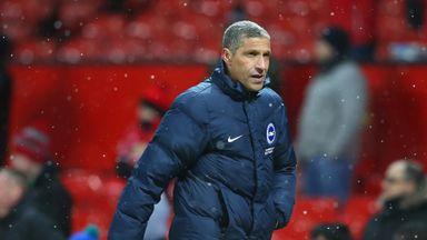 Hughton: I've been impressed by Fulham