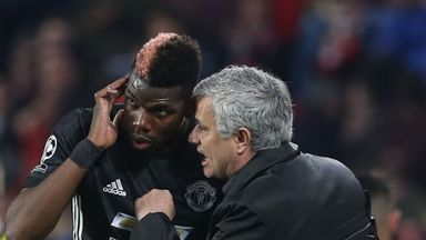 'I'm completely in the dark on Pogba'