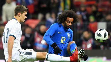 Marcelo injured by mattress