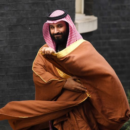 Who is Saudi Crown Prince MBS?