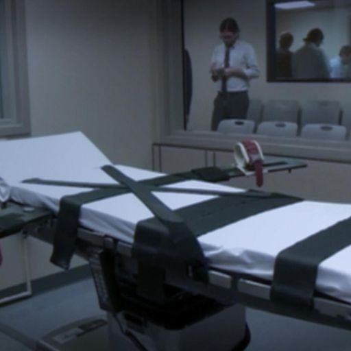 Oklahoma to use nitrogen gas to execute death row inmates
