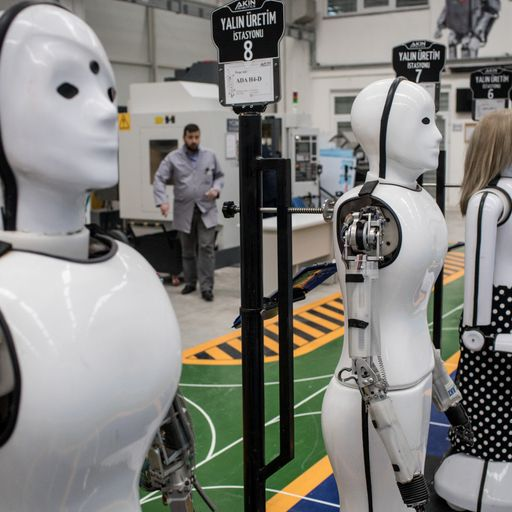 Line 18: Is the UK at risk from robots?