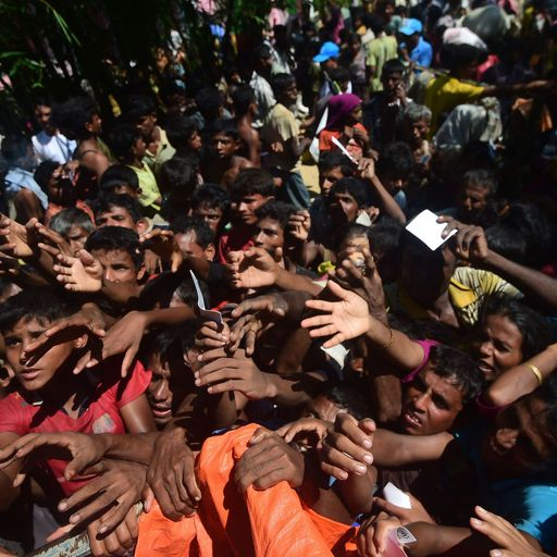 Explained: The Rohingya refugee crisis
