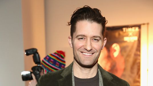 Matthew Morrison, who stars in the film, said he called the producers to express outrage
