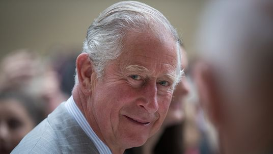 Prince Charles travels with his own toilet seat