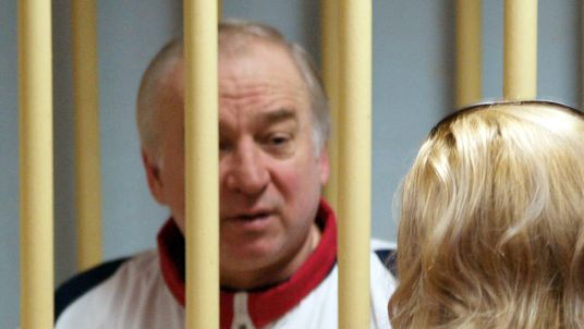 Sergei Skripal was imprisoned in 2010 after being found guilty of selling secrets to British intelligence