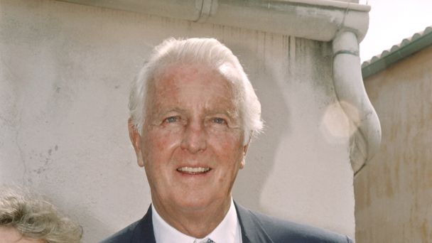 French fashion designer Givenchy dies aged 91