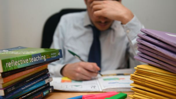Hinds vows to cut teachers' hours and workload
