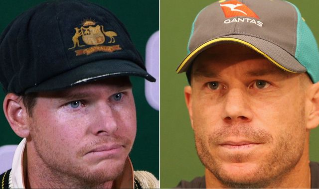 Steve Smith, David Warner get 12-month ban from cricket