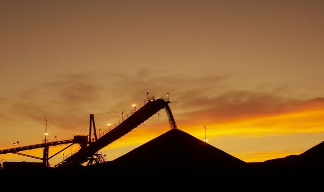 Glencore support for coal at odds with global climate goals