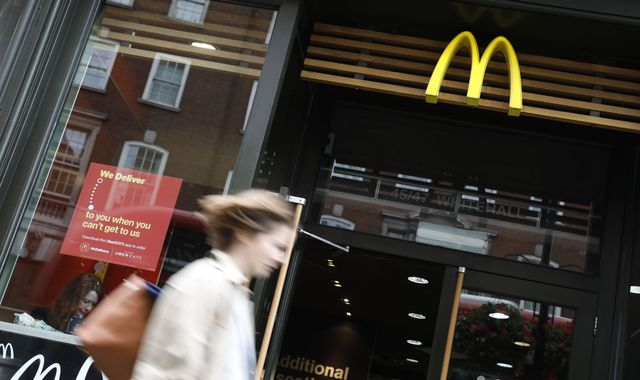 Unusual Volume Spikes For: McDonald's Corp. (NYSE:MCD)