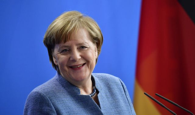 Merkel says Germany has 'no-go areas;' gov't won't say where