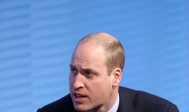 Prince William to make 1st official United Kingdom royal visit to Israel