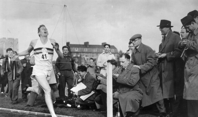 Legendary British athlete Roger Bannister dies aged 88