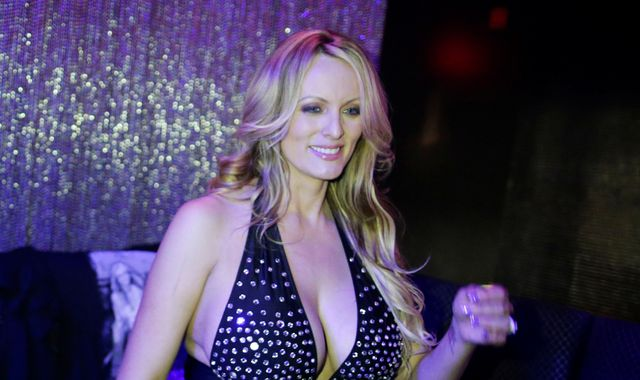 The Stormy Daniels interview airs tonight. Here are the key players