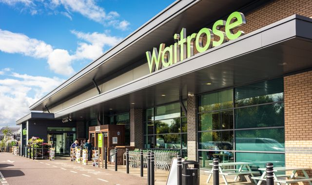 Waitrose voted best supermarket for 2nd year running in Which? survey