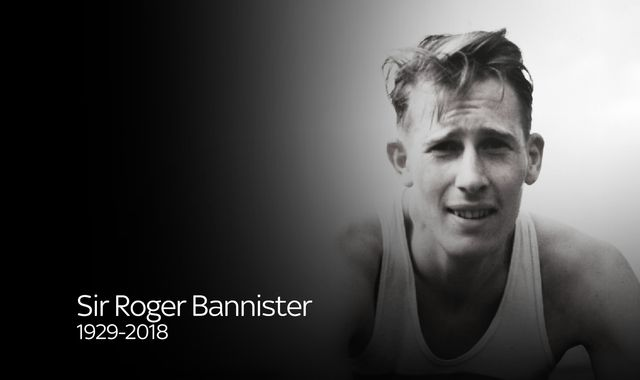 Coe and Cram salute the great Bannister who paved their way
