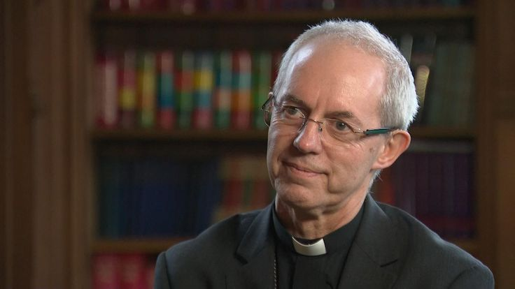 The Archbishop of Canterbury calls for a new system of ideals in the UK to deal with the rising levels of inequality.