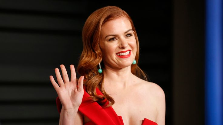 Actress Isla Fisher