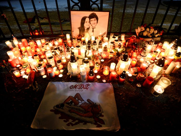 Slovak police release 7 suspects detained over journalist Jan Kuciak's murder