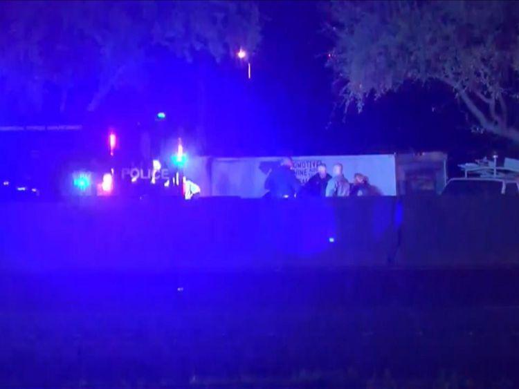 Texas bombing suspect kills self as police close in