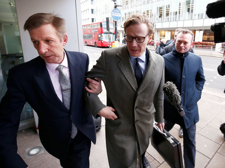 Cambridge Analytica raided as privacy catastrophe unfurls