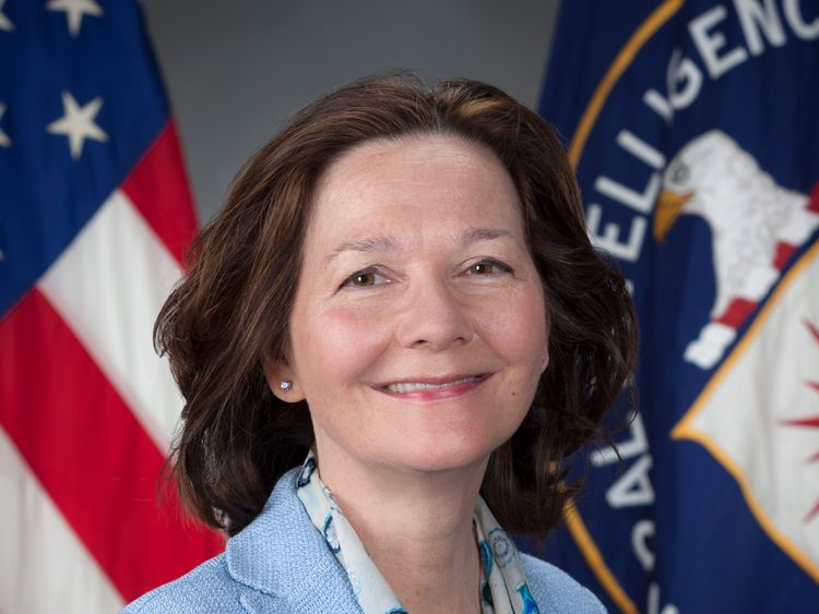 Gina Haspel is a controversial choice as CIA director