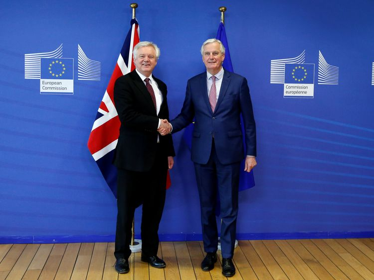 Breakthrough Brexit transition deal revealed