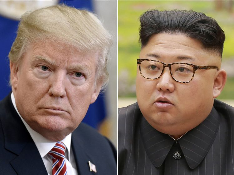 Trump meets Kim: Date set for historic summit