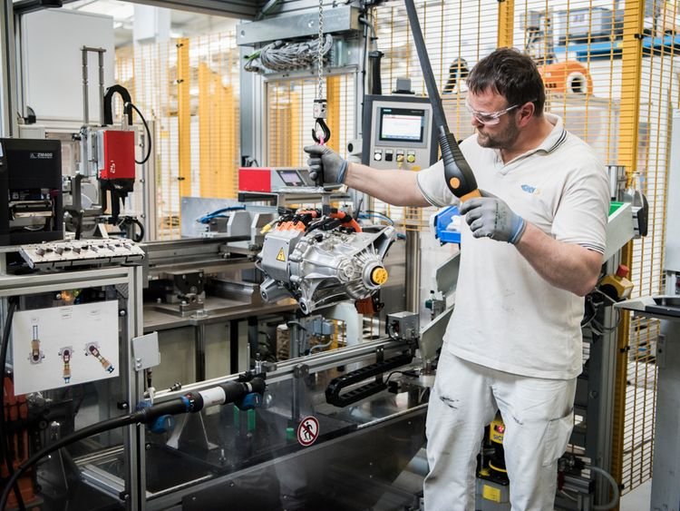 GKN's Driveline unit would be sold in a deal with US rival Dana under GKN's plans