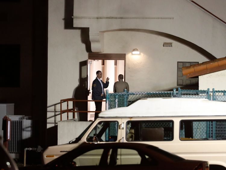 3 hostages held by armed individual at California veterans home
