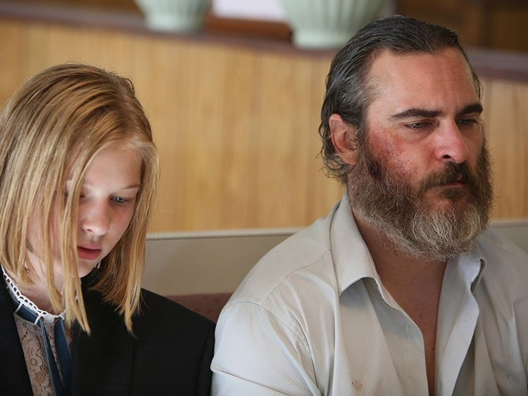 Director Lynne Ramsay: 'Violence has become banal'