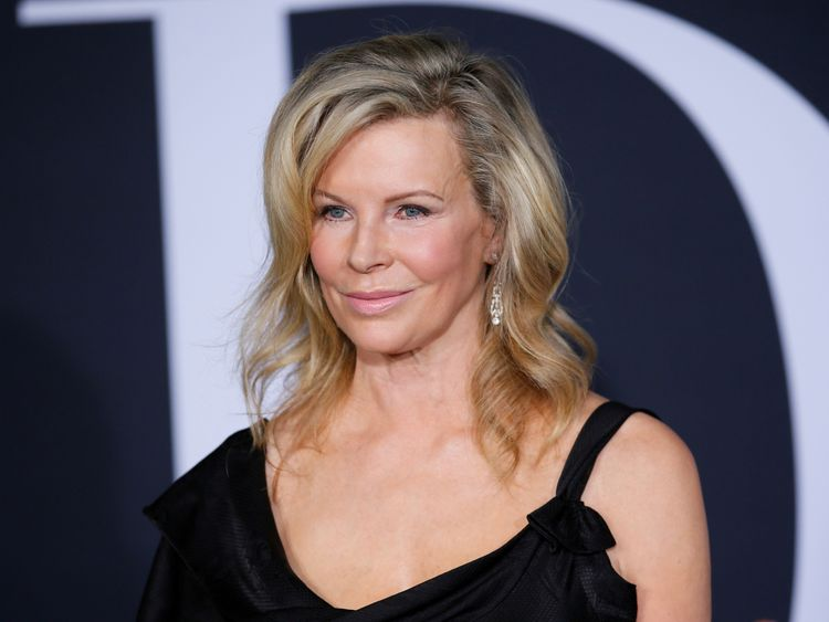Kim Basinger starred in Fifty Shades Dsarker