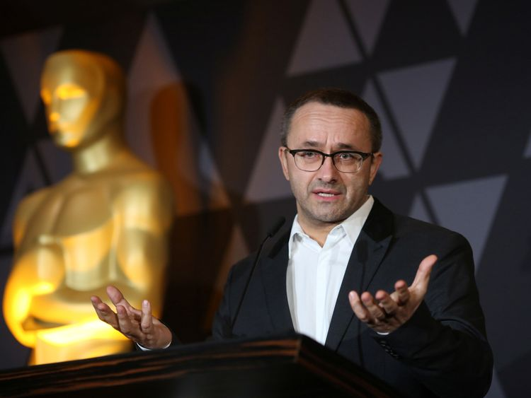 Andrey Zvyagintsev, director of Russian language film Loveless