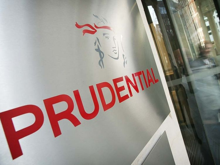 Prudential is listed and has its headquarters in London
