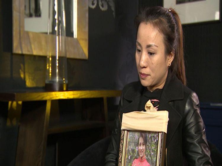 Quyhn Ngoc Nguyen said her sister's killers were 'evil'