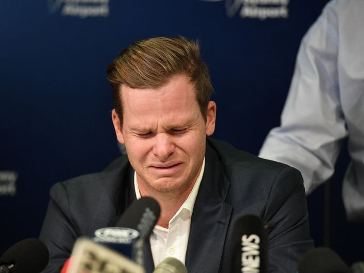 Steven Smith and David Warner tampered ball in 2016, reveals match official