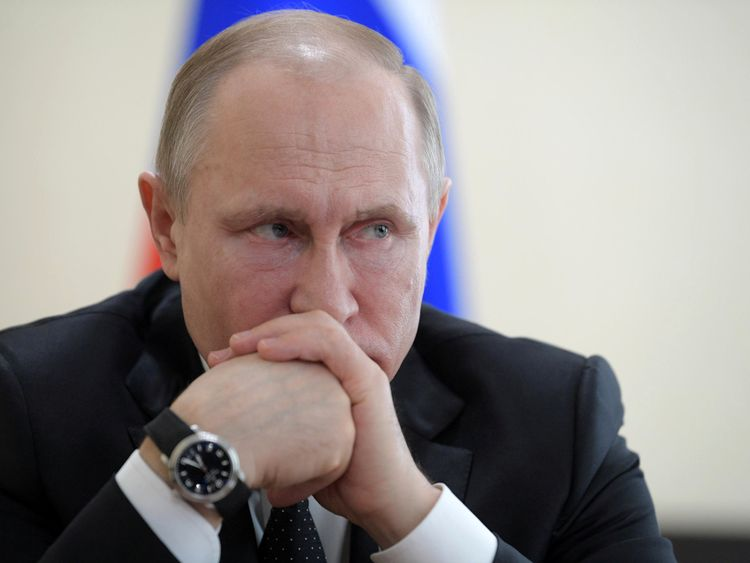 Vladimir Putin is still open to talks, his deputy foreign minister said.