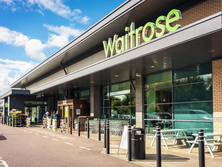Profit margins at Waitrose were squeezed by the Brexit-linked weakness of the pound