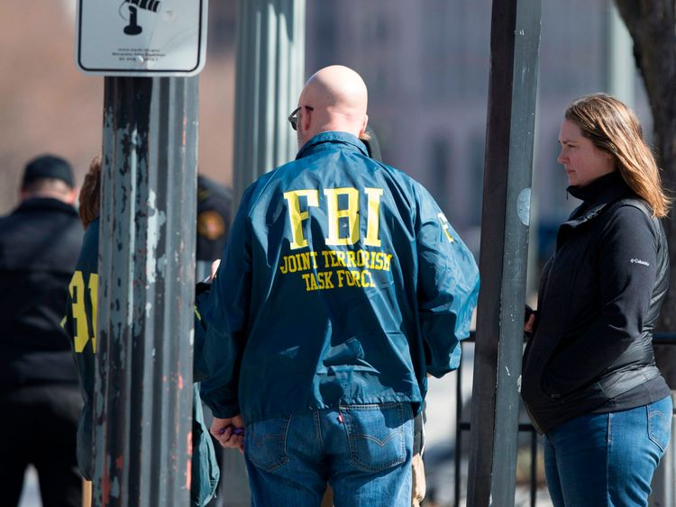 The Secret Service believes the man's gunshot wound was 'self-inflicted'