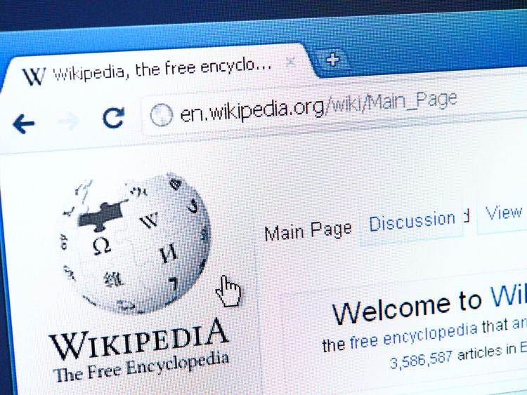 Wikipedia is an online encyclopaedia that anyone can edit