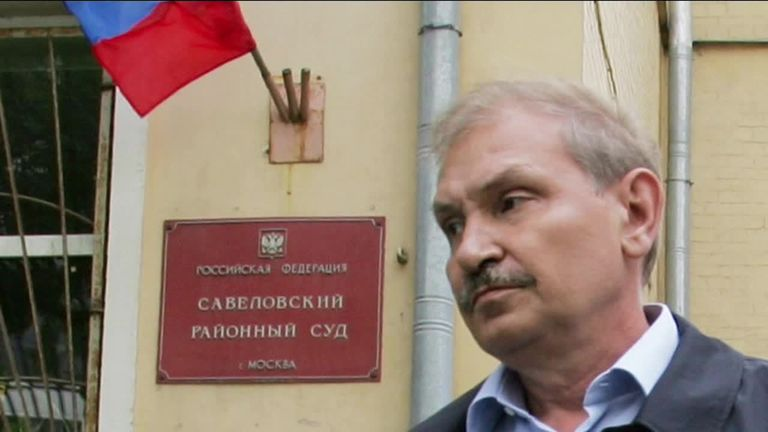British police launch murder probe into death of Russian Nikolai Glushkov in London