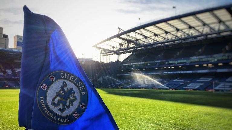 General view of Stamford Bridge, home of Chelsea FC