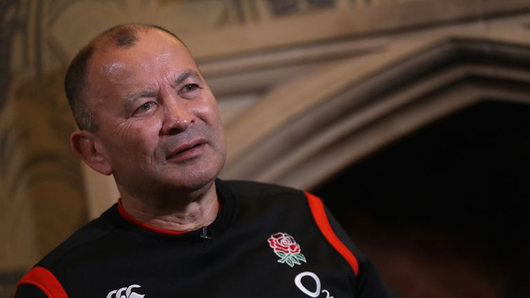 Eddie Jones has drawn a line under the abuse he suffered following England's defeat to Scotland