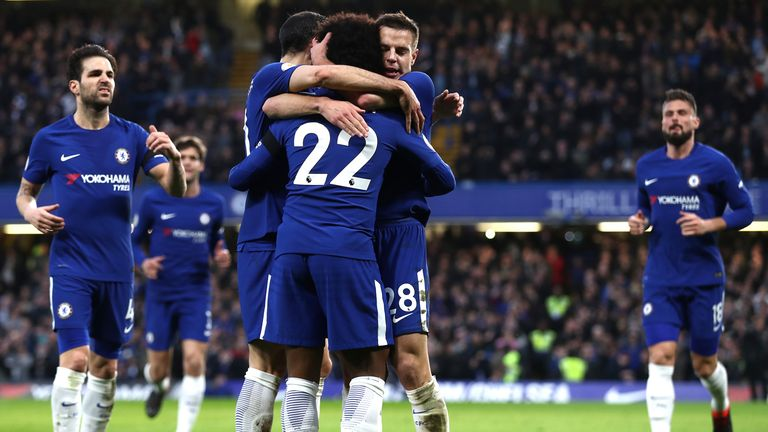 Chelsea players suspect Conte forcing through axe