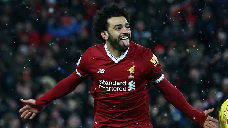 Ian Wright thinks Liverpool star Mohamed Salah could be courted by Real Madrid