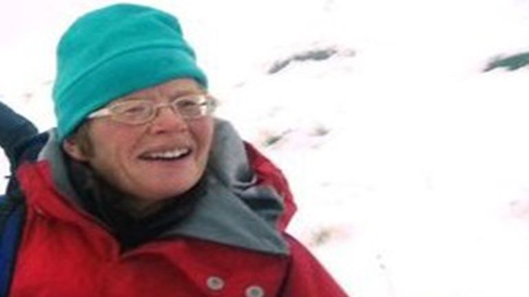 Alison Fox was reported missing on Thursday. Pic: Police Scotland